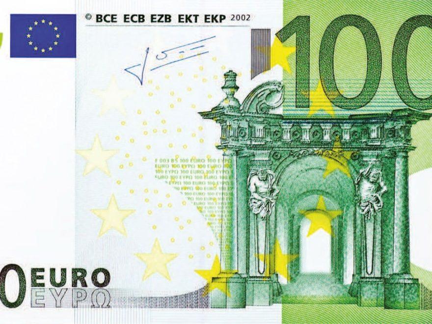 euro-bill